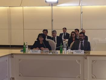 Minister Petkova: The Southern Gas Corridor strengthens the energy security of Bulgaria, the region and the EU